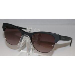 New Love Moschino Matte Black Sunglasses